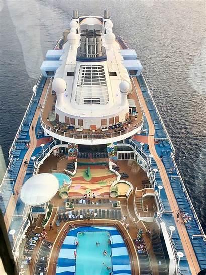 Friday Seas Royal Caribbean Britt Ron Sent