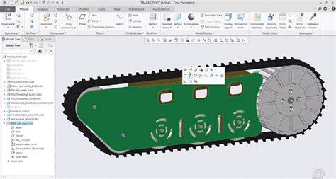 ptc creo    improved digital engineering
