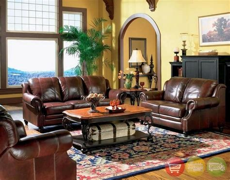 princeton  genuine top grain leather sofa love seat