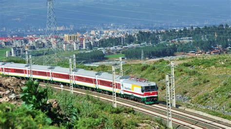 Chinese-built railway links landlocked Ethiopia, one of ...