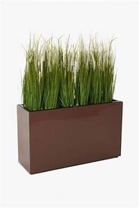 Pflanzen Als Raumteiler : raumteiler mit rollen pulv edelstahl elemento 60x104x35 mocca ~ Sanjose-hotels-ca.com Haus und Dekorationen