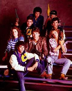 "Cast of ""Red Dawn"" (1984) 