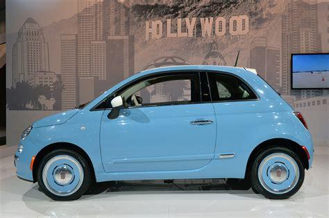 2018 Fiat 500 1957 Edition La 2018 Photo Gallery Autoblog