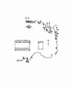 Jeep Gladiator Wiring  Battery