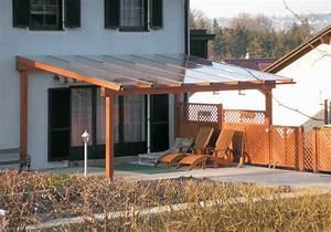 Terrassenuberdachung von froschl uberdachungen lauben for Terrassen überdachung