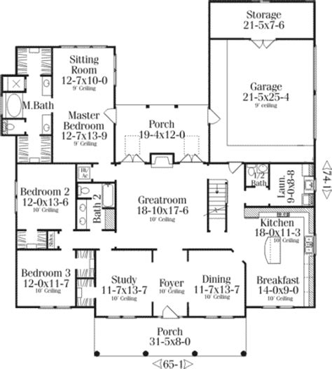 6 Bedroom House Floor Plans by Traditional Style House Plan 6 Beds 4 5 Baths 3593 Sq Ft