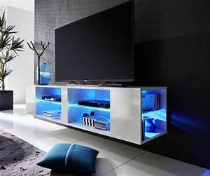 Tv Lowboard Led : tv lowboard schwarz led neuesten design kollektionen f r die familien ~ Indierocktalk.com Haus und Dekorationen