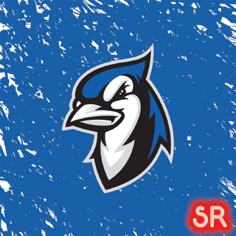 elizabethtown blue jays sports logo logos ncaa college