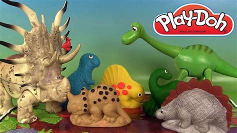 p 226 te 224 modeler play doh dinosaures voyage d arlo the dinosaur collectionneur