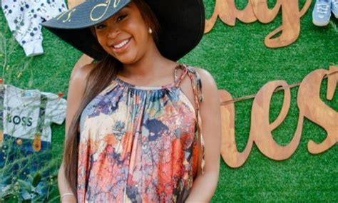 Pic Minnie Dlamini Jones Gives A Sneak Peak Of Her Lion