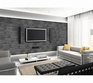 Räume Farblich Gestalten Beispiele : wandsteine f r wohnzimmer ~ Indierocktalk.com Haus und Dekorationen