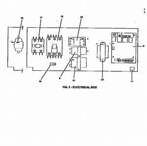 York D1na042n03646 Heating  U0026 Cooling Combined Unit Parts