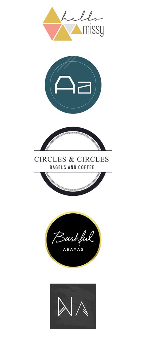Modern Logos By Noor Alqahtani #logos  Brand It
