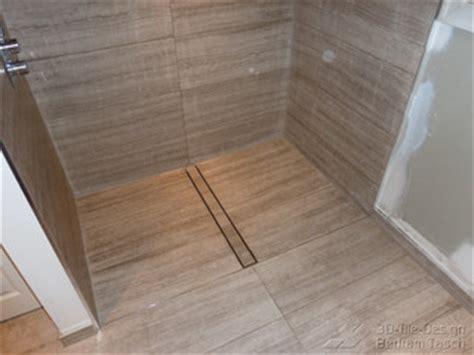 Barrier Free / Curbless Rain Shower   Coquittlam   Modern