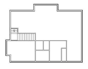 blueprint draw floor plan step  tiny