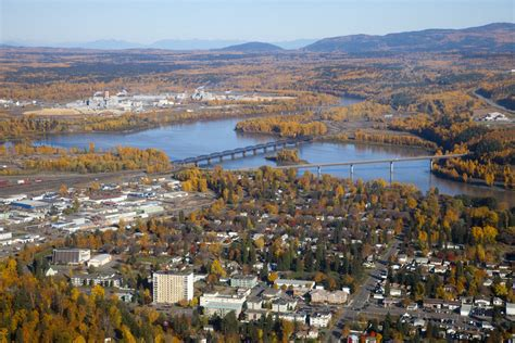 prince george ranked 163rd best place to live in canada