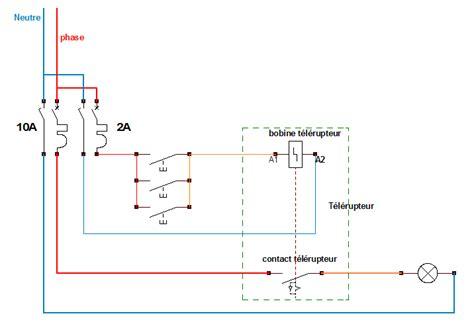Schema De Cablage Telerupteur Schneider