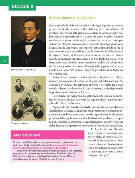 Actividades propias con temas de aprende en casa. Libro De Historia Paco El Chato 6 Grado | Libro Gratis