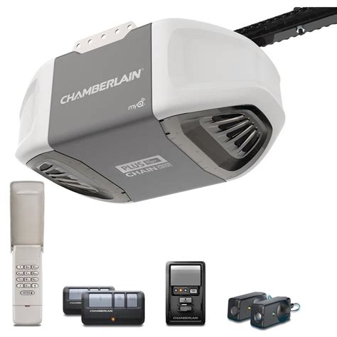 Chamberlain 34 Hp Durable Chain Drive Garage Door Opener