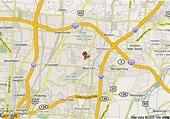Map of Homestead Cincinnati Blue Ash, Cincinnati