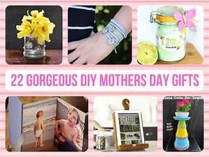 Amazing DIY Mothers Day Gift Ideas