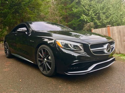 Blogging About Our 2017 S63 Amg, Obsidian Black With Black