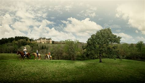riding biltmore horseback equestrian destinations vacation amazing most travelchannel rated place go