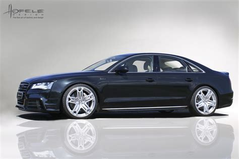 Hofele Design Brings A Custom Touch To The Audi A8 With