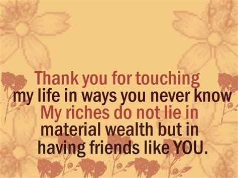 Thank You Fb Friends Quotes Quotesgram
