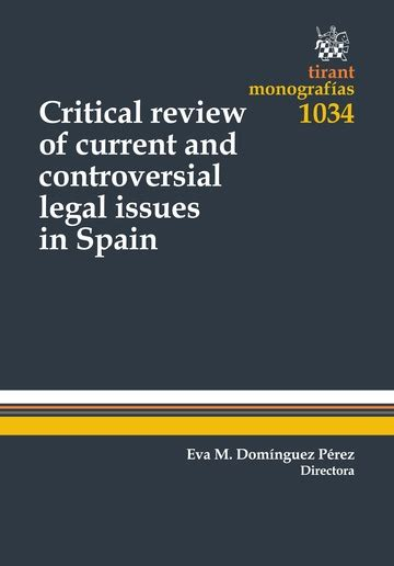 Critical Review Of Current And Controversial Legal Issues