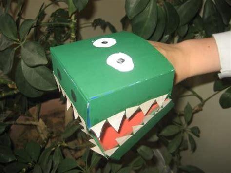 rex puppet    mac  cheese box dino mite
