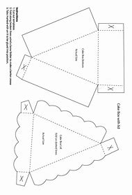 Best Paper Box Templates - ideas and images on Bing | Find what you ...