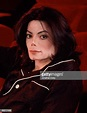 Singer/Songwriter Michael Jackson photographed in his home ...