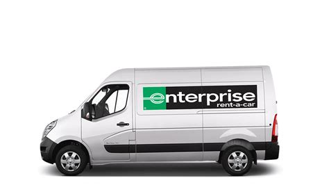 van hire van rental  enterprise rent  car