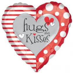 Hugs and Kisses Balloon