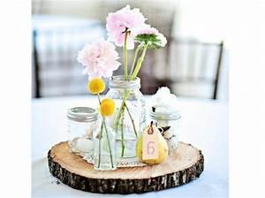Centre De Table Champetre : mariage champetre centre de table 2 wedding barbecue ~ Melissatoandfro.com Idées de Décoration