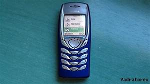 Nokia 6100 Retro Review  Old Ringtones  Wallpapers  U0026 Game