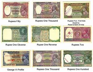 Image Gallery old indian money