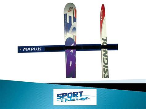 support mural chaussure de ski