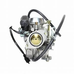 Chinese Atv Carburetor For Linhai 260cc Electric Choke