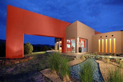 Santa Fe's Colorful Homes