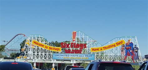 six flags season pass phone number 6 tips to a magical time at magic mountain