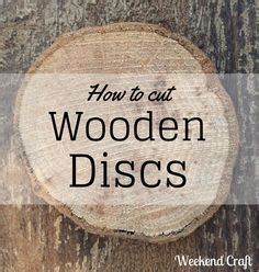 wood slice crafts images   wood rounds