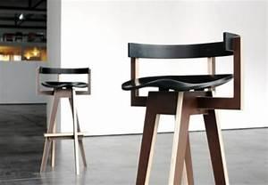Barhocker Leder Mit Lehne : 48 moderne barhocker designs mit lehnen schicke attraktive ideen ~ Bigdaddyawards.com Haus und Dekorationen