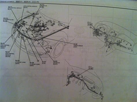 Power Steering Wiring Diagram Needed Rxclub