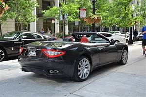 100+ [ Maserati Granturismo Convertible Red Interior ...