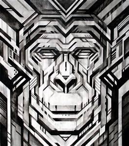 Geometric Art – Tadaomi Shibuya
