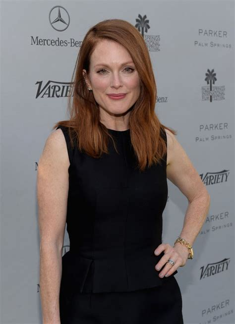 Julianne Moore - Variety's Creative Impact Awards 2015 and ...