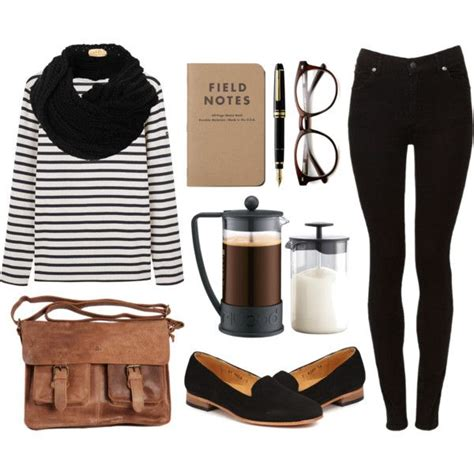 Easy quick fall outfit for running out the door for school ...