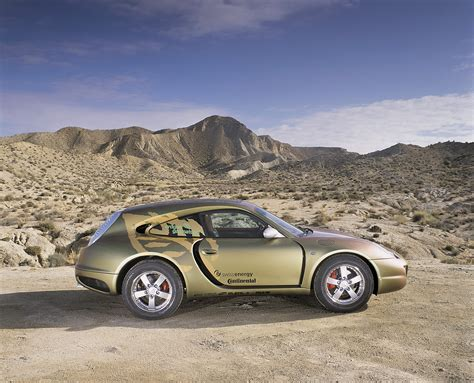 17 Years Later, Rinspeed's Porsche 911 That Morphs Into A ...